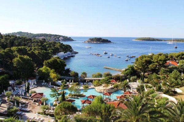 Ilha de Hvar e Brac - Split