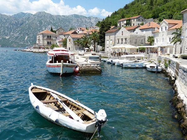 Kotor e Budva - Montenegro