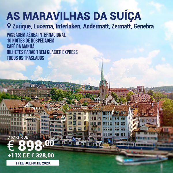 Maravilhas da Suíça